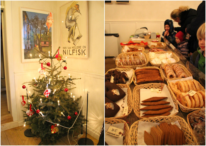 Julegodter i Den Gamle By - småkager
