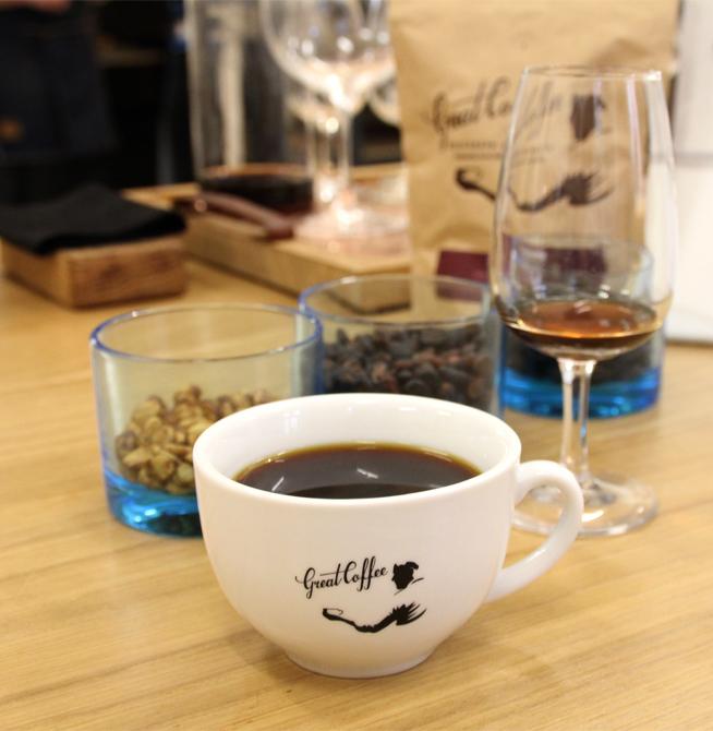 kaffe og saft