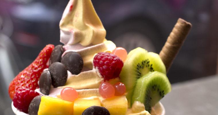Tour de Frozen Yoghurt